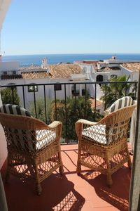 Photo for Wonderful C. Village with views of both the Mediterranean and the mountains. Large pool area