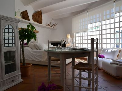 Photo for 101.10_Charming apartment located in one of the most typical streets of the old town from Cadaqués.