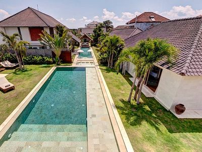 Photo for Bali Luxury 6 Bed Pool Villa