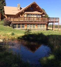 Good Bear Ranch House Retreat. Host a Family Reunion or a Refreshing Retreat