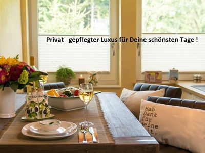 Photo for Vacation home with south-facing balcony in the middle of Winterberg