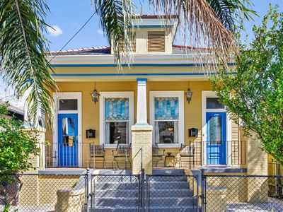 Photo for This is it! 3BR Bayou home in Historic District -Only 1 mile to French Quarter!