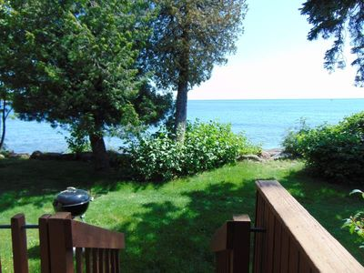 Photo for Two Story Sea Villa on Lake Superior - E1