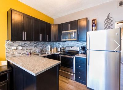 Newly remodeled kitchen with all the amenities.