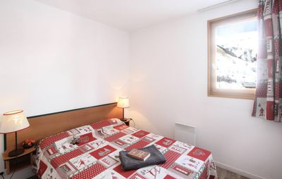 Photo for Residence Odalys Les Sybelles - 3 Rooms 5/6 People