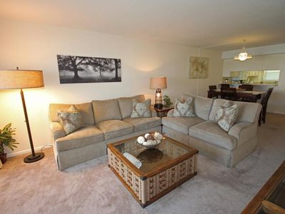 Photo for 2BR / 1BA - Great location with views of the Gulf