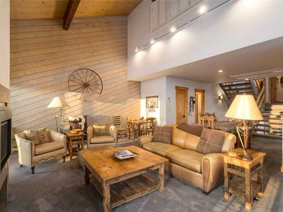 Photo for Spacious Steamboat Condo w/ hot tub!