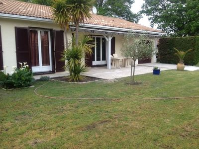 Photo for Beautiful house with garden and Wifi