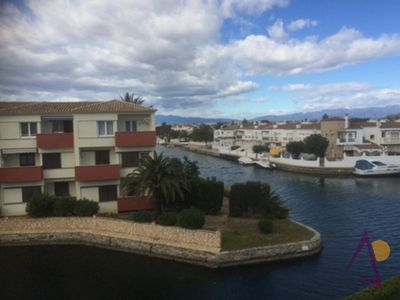 Photo for EMPURIABRAVA 2 ROOMS 4 PEOPLE RESIDENCE WITH SWIMMING POOL AND PARKING