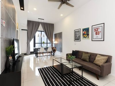 Photo for Cozy 2BR Home With Shops Downstairs And Nearby KLCC