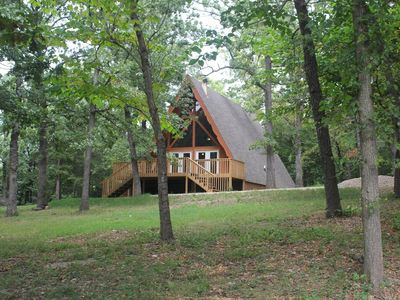 Photo for Murray's Cabin in the Ozarks (NEW)