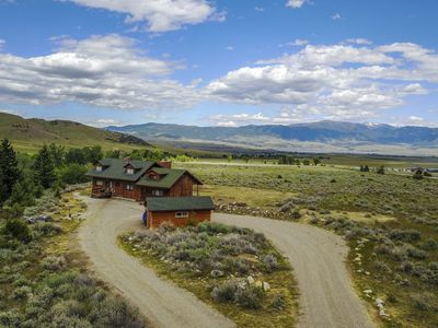 Photo for Charming Rustic Cabin in the Tobacco Root Mountains