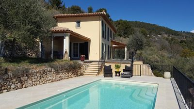 Photo for Le Tignet house for 6 people with 3 bedrooms - Holiday home
