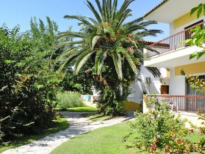 Photo for Apartments Ioli, Fourka  in Halbinsel Kassandra - 6 persons, 2 bedrooms