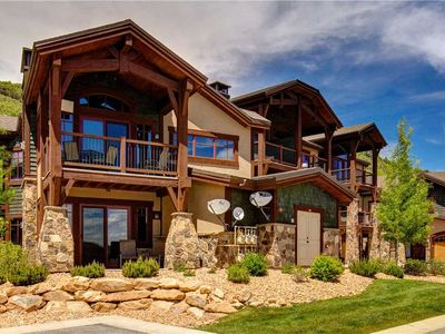 Photo for Luxury Townhome Walking Distance to Ski Access on the Golf Course