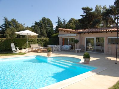 Photo for SOUTH-WEST MANSION HOUSE LARGE STANDING WITH SECURED SWIMMING POOL AND PARK ARBORE