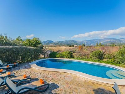Photo for 6 bedroom Villa, sleeps 15 in Inca with Pool and WiFi