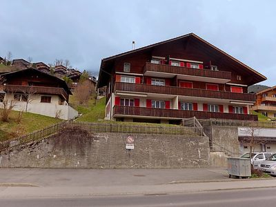 Photo for Apartment Chalet Beausite  in Grindelwald, Bernese Oberland - 2 persons, 1 bedroom
