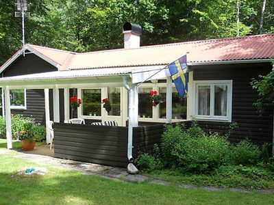 Photo for 4 person holiday home in HÄSTVEDA