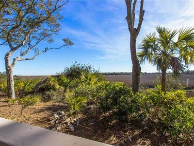 Photo for Beautiful Marsh, Tidal Creek and Ocean Glimmer Vistas, Close to Community Pool and Crabbing Dock