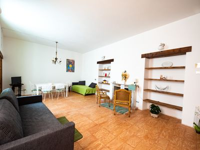 Photo for CASA PIODEE: wonderful apartment in the central area with large terraces