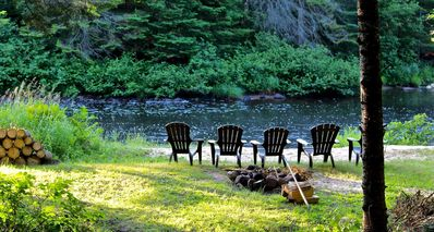 Photo for Peaceful by the River, minutes to Tremblant activities
