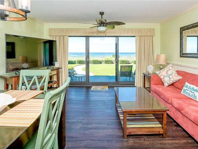 Photo for 102 REMODELED beautiful BEACH FRONT condo. Destin Beach Club