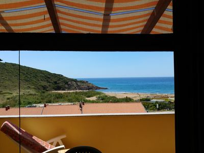 Photo for HOUSE ON THE SEA ENCHANTING AND BEAUTIFUL LOCATION 2 MINUTES FROM THE BEACH
