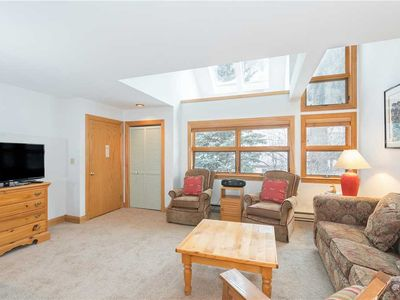 Photo for Sunset Views and Extra Wall of Windows From This Spacious 2-Bedroom End Unit