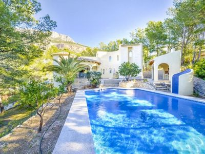 Photo for Saona Villas : Belle villa confortable à Altea, avec piscine privée et wifi (OL ANGE)