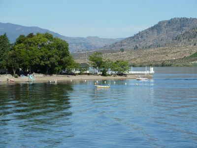 Photo for Quiet and Secluded Cabins on the Exclusive North Part of Osoyoos Lake