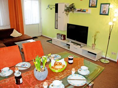 Photo for 06: 46 m², 2-room, 4 persons, terrace, WL - F-1102 The holiday home on the Baltic Sea beach
