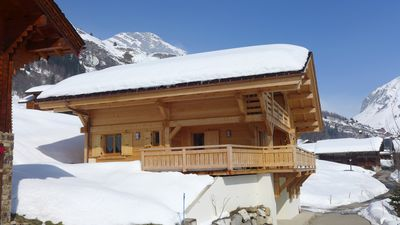 Photo for Beautiful charming chalet in Le Grand Bornand