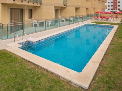 Photo for 1BR Resort Vacation Rental in Maritim Mont-roig del Camp