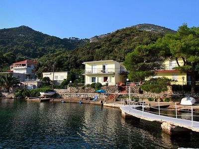 Photo for Apartment in Okuklje (Mljet), capacity 2+1