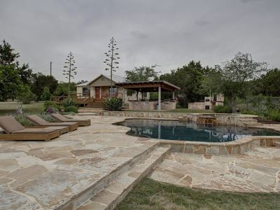 Photo for !!Beautiful Hill Country Retreat!!