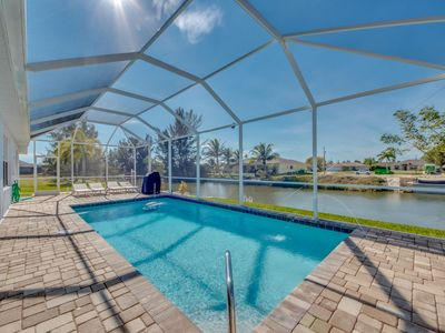Photo for Roelens Vacations - Villa Rosa - Cape Coral