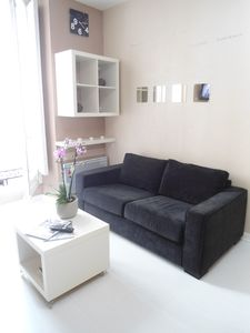Photo for Beautiful 1Bd Apartment in the Heart of Nantes.Castle, TGV station.