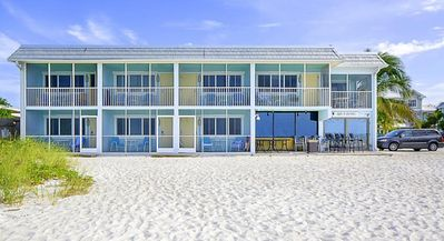 Photo for Quiet Oceanfront Resort located on Anna Maria Island April 4-11, 2020