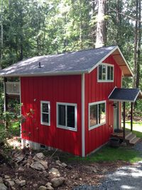 Photo for 1BR Cabin Vacation Rental in Quilcene, Washington