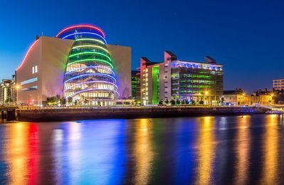 Photo for Grand Canal Dock - Luxury One Bedroom Apartment