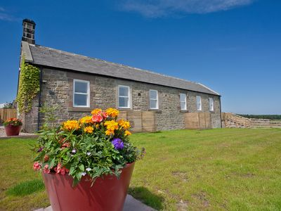 Photo for 2 bedroom accommodation in Wandylaw, near Bamburgh