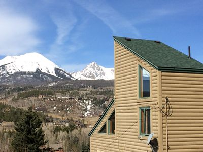 Photo for Mountain Paradise - 3bd/2ba Private Single Family Home W/ Breathtaking View