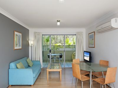 Photo for Shoal Bay Beach Apartments, Unit 19/2 Shoal Bay Road