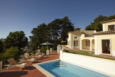 Quinta Matalva main house with pool and terrace