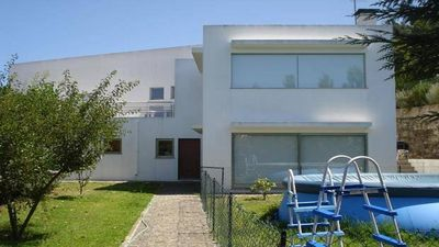 Photo for Luxury villa in Caminha overlooks the river Minho and Spain