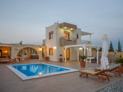 Photo for A stylish and elegant villa with stunning view
