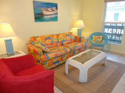 Photo for Beach Front 501!  The perfect spot for your beach getaway!