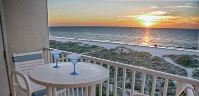 Photo for Marquise 204 Beachfront 2br, 2 Bath condo-Directly on Beach!