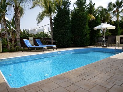 Photo for MICKEY2, 2 bed Villa, FREE CAR,private pool, Cyprus Hospitality, WiFi, Pernera
